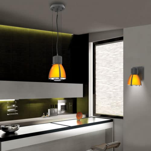 Architectural Pendants & Wall Sconces