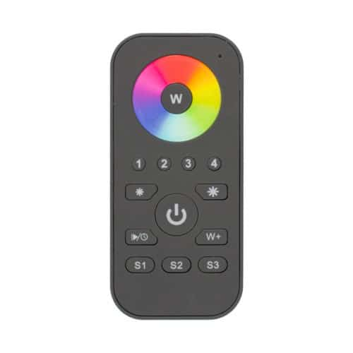 Advanced Radio Frequency RGB & RGBW Remote Controller LC-RF-400H-RGB