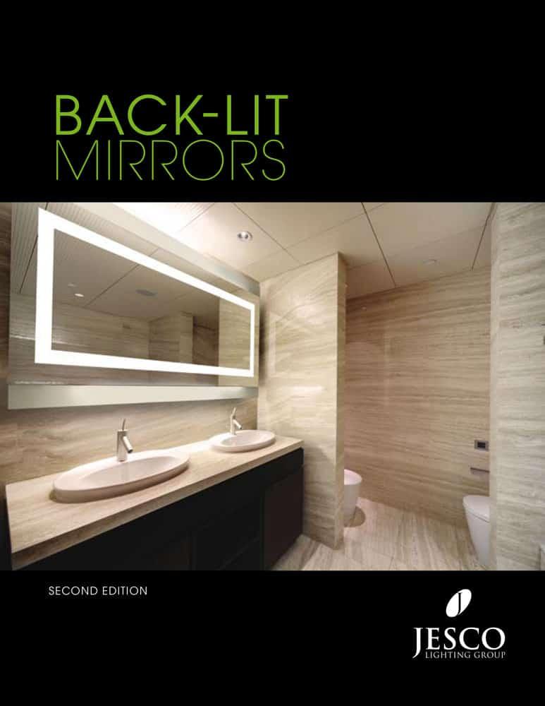 Back-Lit Mirrors Brochure