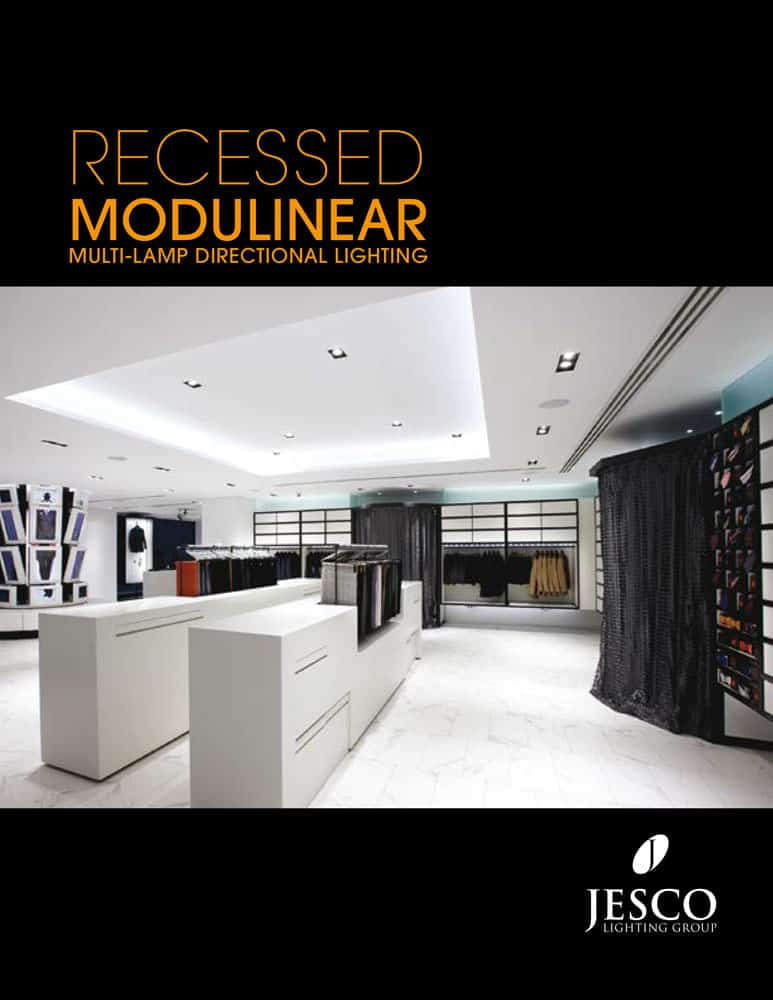 Recessed Modulinear Catalog