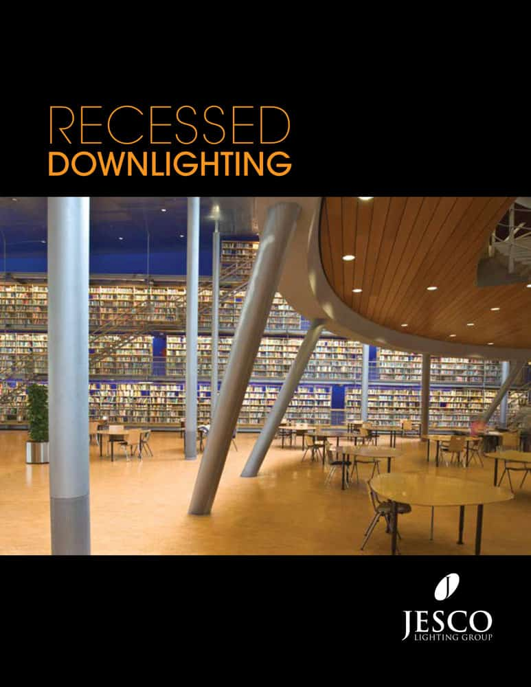 Recessed Downlighing Catalog
