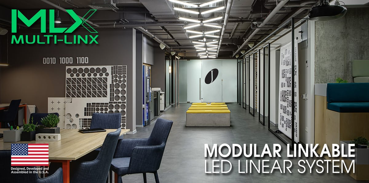 MLX Modular Linkable LED Linear System