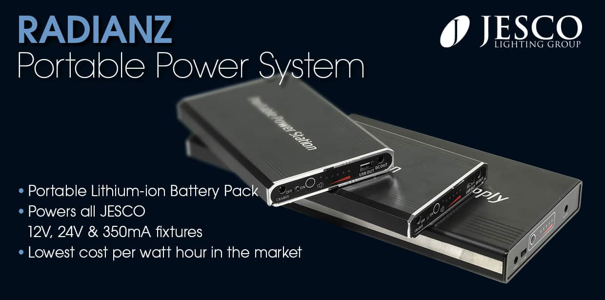 RADIANZ Portable Power System