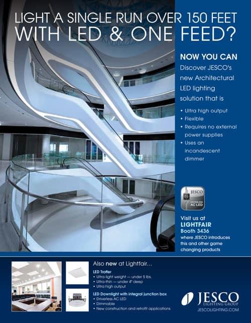 Lighting News 2014