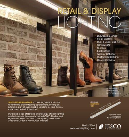 Design Retail Magazine Jan. 2017