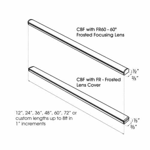 CBF-SM31 dimensions