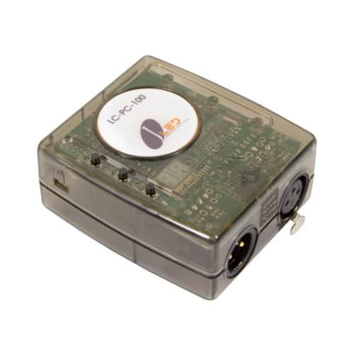 Simple Remote DMX Controller LC-PC-100