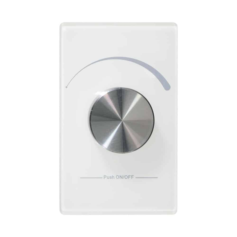 Single Wall Mounted Radio Frequency Remote Control Dimmer LC-RF-400W-DIM