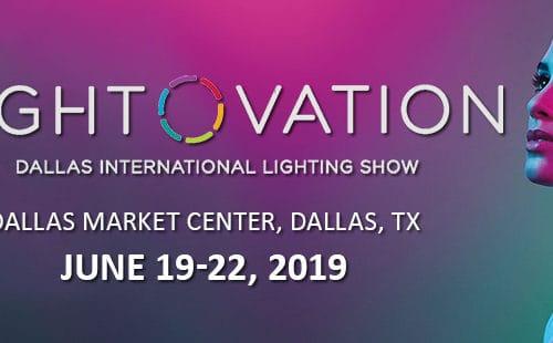 Lightovation June 19-22 2019