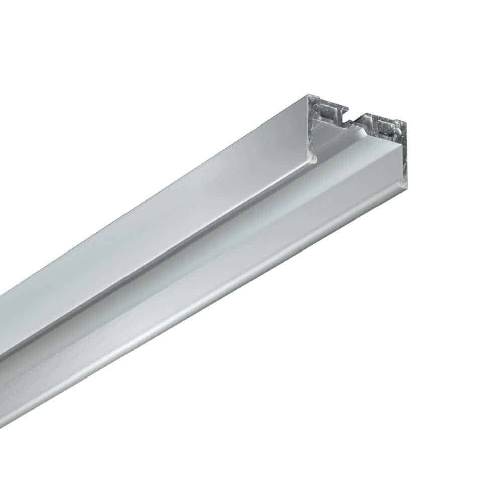 Anodized Aluminum Channel for INFINA® Surface Mounting