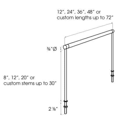 SD183CV dimensions