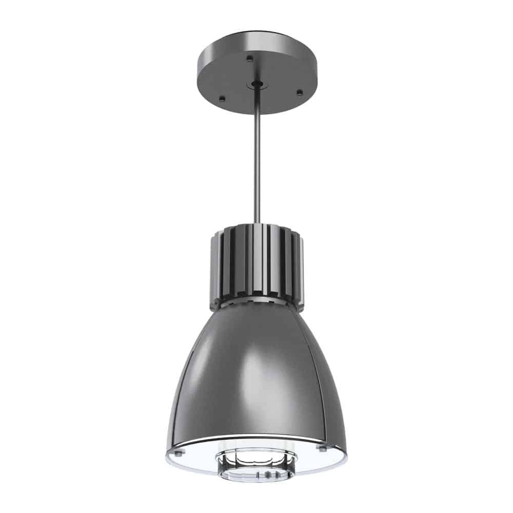12 inch Pendant with Rod Suspension