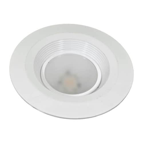"6"" Residential AC LED Downlight with integral Junction Box"