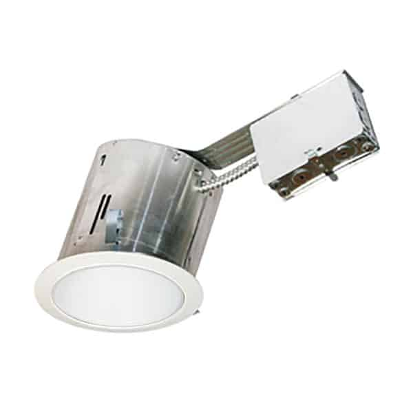 """6"""" Sloped Ceiling Remodel IC Housing"""