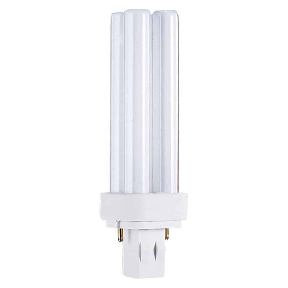PL-T Triple 4-Pin Compact Fluorescent Lamps