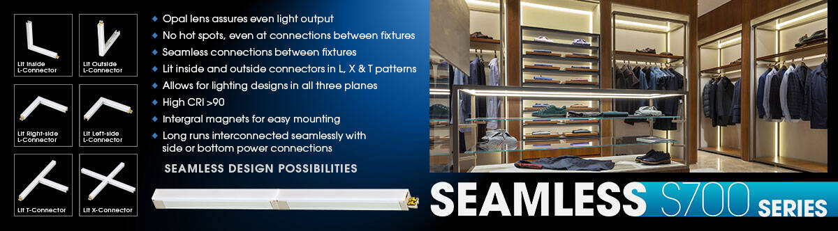 Seamless S700 New Product Promo Banner