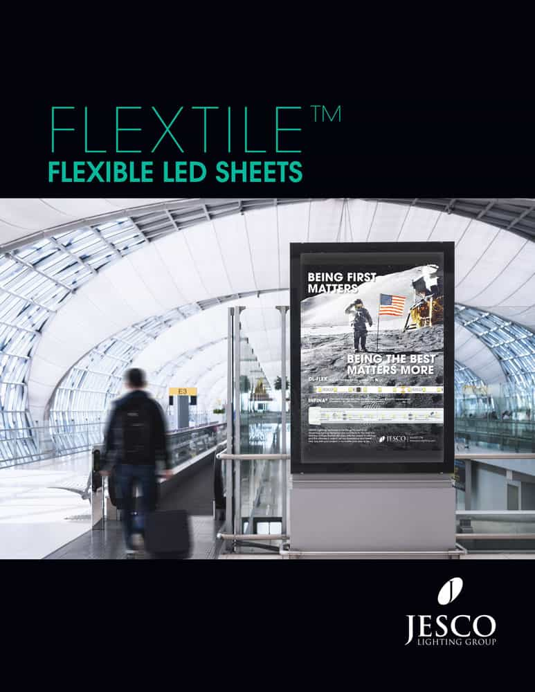 FLEXTILE™Flexible LED Sheets Brochure